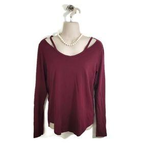 Loft Long Sleeve Shirt Size Small